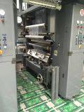 Utilizado de la maquinaria de impresión automática del rotograbado