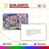 Proximidad 125kHz Hitag 1 tarjeta de viruta con la enumeración de la inyección de tinta