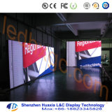 Gabinete de exhibición de LED de la alta calidad para la pared del vídeo del LED