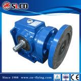 Motor con engranajes helicoidal de la unidad del engranaje de gusano de la serie S para la máquina de elevación