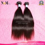 Выдвижений волос Китая пачки человеческих волос самых лучших сырцовые индийские
