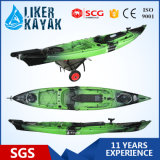 Trolley&Seat 2in1를 가진 최고 Profession Fishing Kayak