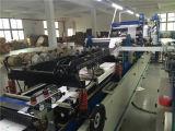 Zweite Handplastik-PET Wegwerfhandschuh-Beutel, der Maschinen-Preis bildet