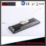 Placa de cerámica infrarroja industrial del calentador de la alta calidad de Heatfounder