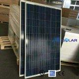 poly panneau solaire 210W cristallin pour le marché global