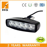 LED Work Light voor Motorcycle 5.7inch Mini LED Light Bar Factory Price