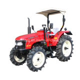Трактор колеса с двигателем дизеля 70HP