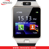 OEM all'ingrosso Bluetooth Smart Watch di Phone Dz09 con Pedometer/SIM Card