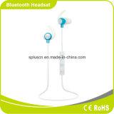 Ruido bajo de la potencia estérea de Bluetooth de la manera que cancela el auricular corriente de la aptitud del micrófono de la mano del en-Oído del auricular libremente