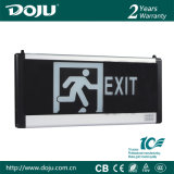 콜럼븀을%s 가진 DJ-01A Patented Product Flameresistant Material Automatic LED Emergency Light