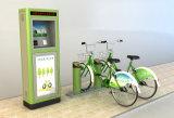 Cabina de control central de tipo standard monótona de la Bicicleta-Aceituna pública