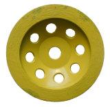 Polishing Stones를 위한 다이아몬드 Rim Cup Wheel