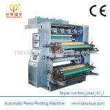 Presse d'impression en papier Flexo à haute vitesse 2 couleurs