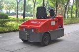 Chinese Batterij Gezette Slepende Tractor met Goede Prijs