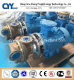 Pompa centrifuga del liquido criogenico di prezzi bassi di trasferimento dell'ossigeno dell'azoto dell'argon del petrolio orizzontale del liquido refrigerante