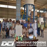 Scheda di gesso automatica completa che fa macchina con gas naturale