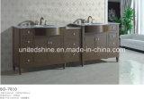 Vaidade de madeira do banheiro do estilo de América (HY-8001)