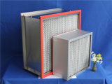 Faser-Glaspapier HochtemperaturResistants HEPA Luftfilter