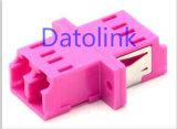 Optische Adapter van de Vezel van Voilet LC mm de Duplex