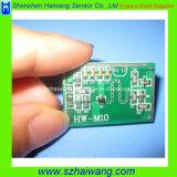 Módulo de interruptor Hw-M10 do sensor do corpo do sensor de radar da micrôonda
