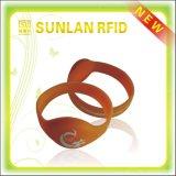 Wristband feito sob encomenda de venda quente do silicone do OEM/Wristband do bracelete/PVC