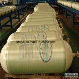 120L cilindro de gás de alta pressão do aço CNG (ISO11439) para veículos automotrizes