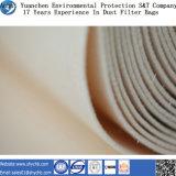 Filtro a sacco di PPS del feltro dell'ago di buona qualità per la pianta del cemento