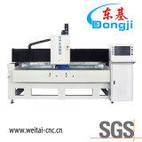 Машина горизонтальной 3-Axis формы CNC специальной стеклянная кромкошлифовальная