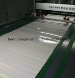 375g白いボール紙ライトレーザーの透過ペーパー