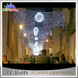 Luz de calle decorativa promocional de la Navidad del diseño del modelo nuevo la más nueva