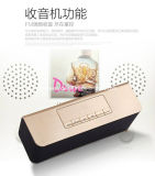 FM, Aux, TF Card, Handsfree Function를 가진 소형 Bluetooth Wireless Speaker