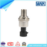 1/4NPT 1/4 Bsp Thread Connection를 가진 스테인리스 Steel IP65/IP67 Pressure Sensor