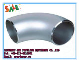 En acier inoxydable Pipe Press Fitting 90 Degree Equal Elbow