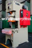 Exzenterachsen-Presse mit pneumatischer Kupplung