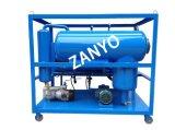 La macchina di disidratazione del petrolio della turbina di vuoto adotta la tecnologia di Exclesive, rispettosa dell'ambiente
