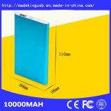 El clásico banco de la energía 10000mAh del metal
