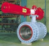 Большой шариковый клапан Turnnion отливки размера