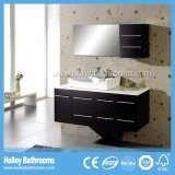 High-Gloss Lack-Speicherplatz-großer Badezimmer-Schrank (BF114D)