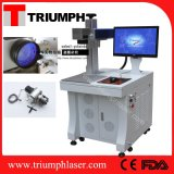 Triumph Ring Fiber Laser Marking Machine mit Rotary Device