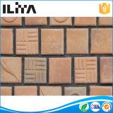 Pedra artificial de Clading da parede de pedra dos materiais de construção do folheado (YLD-16001)