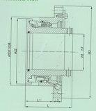 Mechanische Dichtung angewendet an der Papierherstellung (HT5)