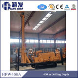 Hfw400A hydraulisches Gleisketten-Wasser-Bohrmaschine