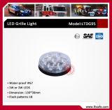 Lighthead (LTDG95)를 경고하는 안개 렌즈 LED