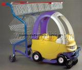 Supermarkt-Einkaufen-Laufkatze für Kinder