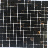 Necesarias para la construcción del azulejo color mixto, vidrio cristalino del mosaico (FYSE801)