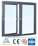 Profils d'aluminium de Windows de remplacement de Windows