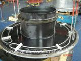 Cuscinetto di scivolamento spinto montaggio verticale integrale di Smz