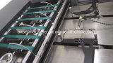 Máquina plegable del atascamiento de alambre del cuaderno