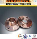 ASTM A350 Lf1/Lf2 Cl150 flanges do aço de liga de um RF de 6 polegadas