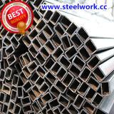 ERWは電流を通したアニーリングによって溶接された長方形の鋼鉄管(T-03)に